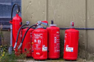 Tipos de extintores de incêndio e suas aplicações