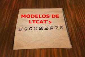 Modelo de LTCAT