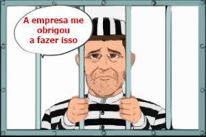 Falsificar treinamento em segurança do trabalho é crime e dá cadeia!