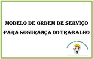 Ordem de Serviço