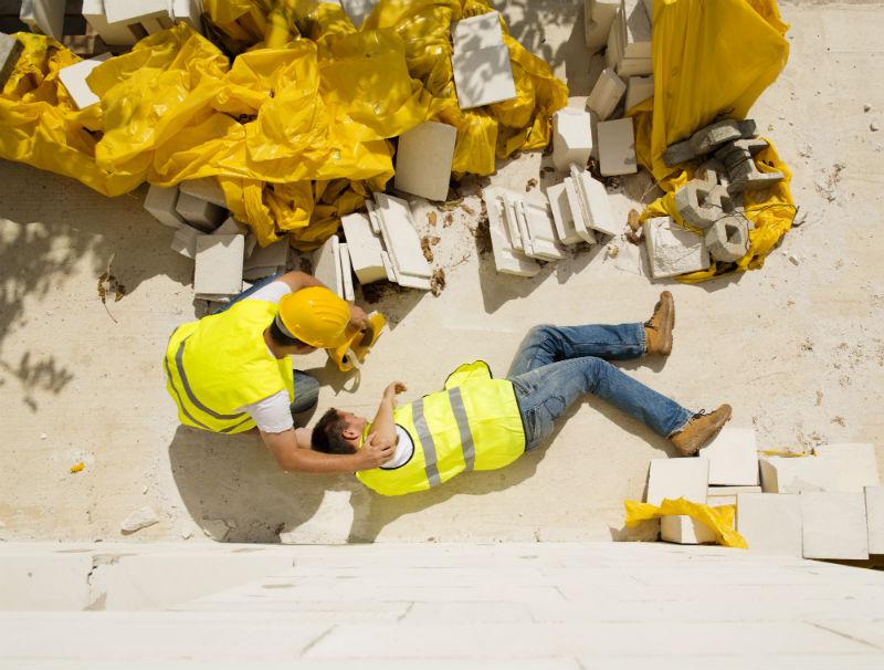 Como Evitar Acidentes de Trabalho