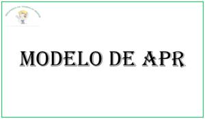 Modelo de APRA - Modernização de Elevador