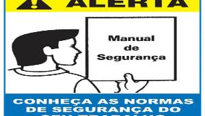 DDS - Normas de Segurança – Adquiram este hábito