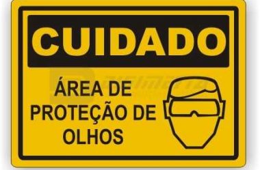 DDS – Diálogo Diário de Segurança – Óculos de Segurança